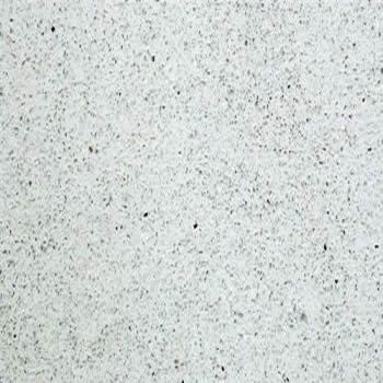 Starburst white quartzite floor tile