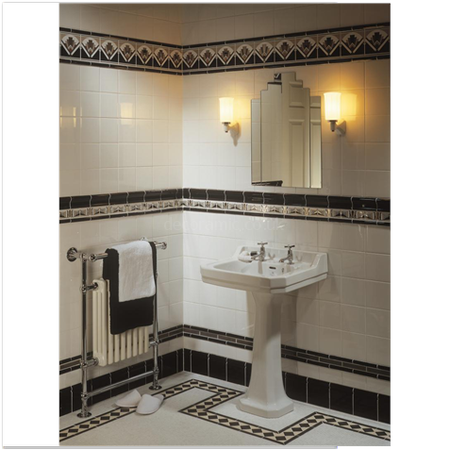 Art Deco Wall Tiles Uk Grey Patterened Tiles Art Deco Wall