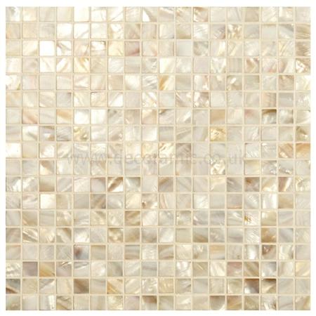 Original Style Mosaics Cream Tiles Stone Mosaics And Glass