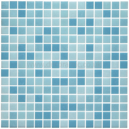 Excellent 40 Blue Glass Mosaic Bathroom Tiles Tile Ideas And Pictures