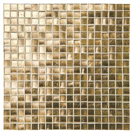 Original Style tiles Dawn Mosaic mosaic wall tile 295 x 295 x 4 mm  Original. Gold Mosaic Bathroom Tiles